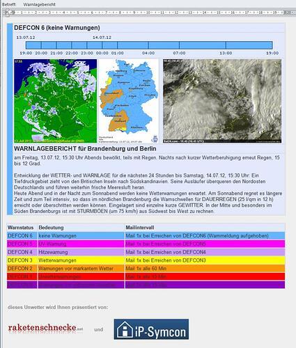 DWD Unwetterwarnung Mail Warnlagebericht bei DEFCON 6.jpg
