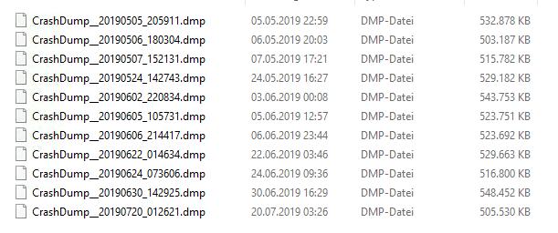 Crash Minidumps.png